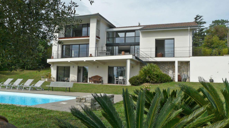 Maison contemporaine à vendre - Mc immo