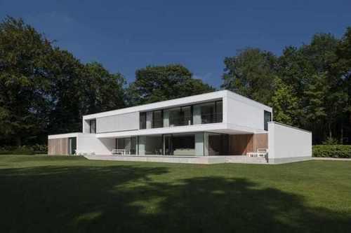 maison contemporaine belgique