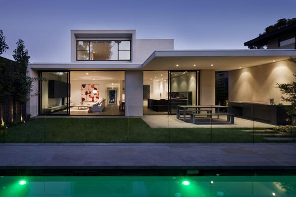 Design maison contemporaine - Mc immo