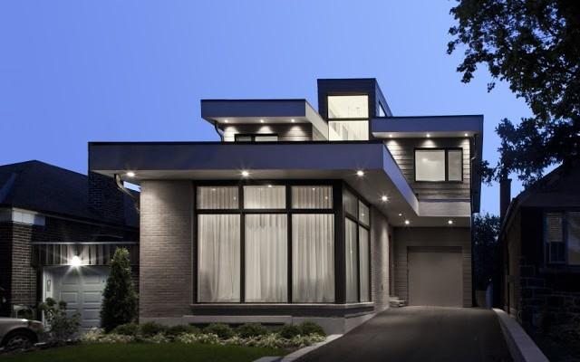 architecture petite maison moderne mc immo