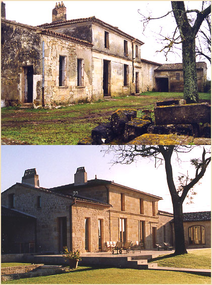 Renovation maison en pierre ancienne mc immo for Renovation maison pierre