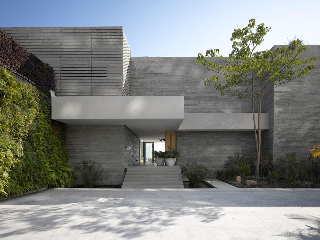 Top Entrée maison moderne - Mc immo PY24