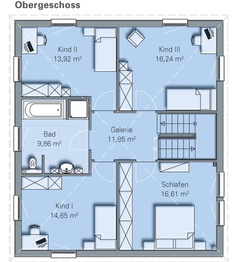 Villa basse moderne avec plan mc immo