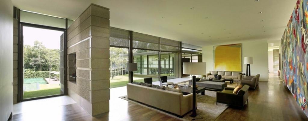 Interieur maison contemporaine - Mc immo