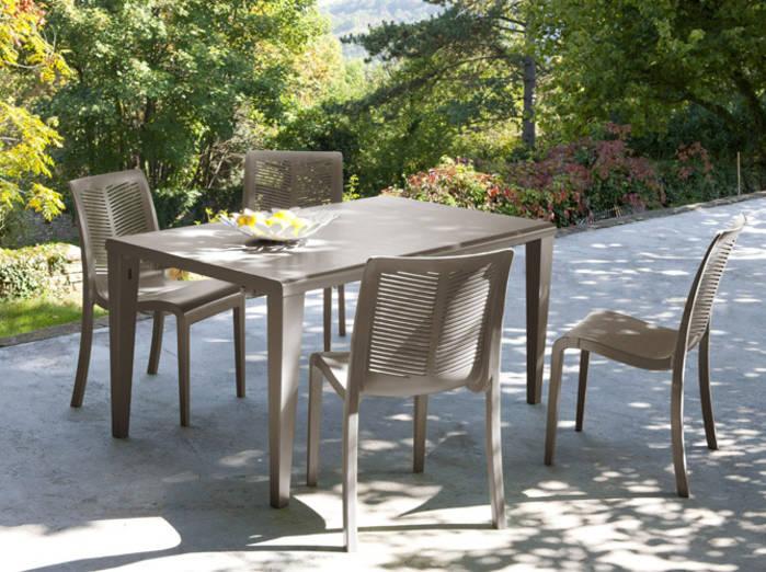 Solde table et chaise de jardin table pour terrasse pas cher ...