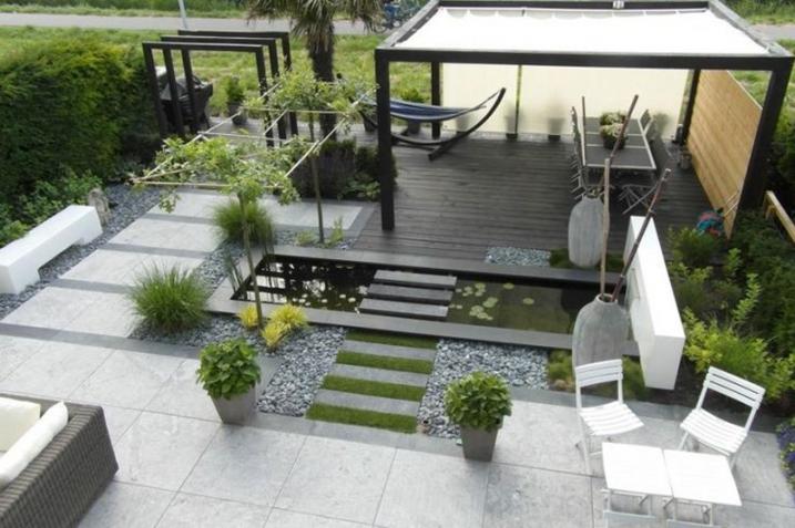 Favori Aménagement jardin et terrasse - Mc immo JH01
