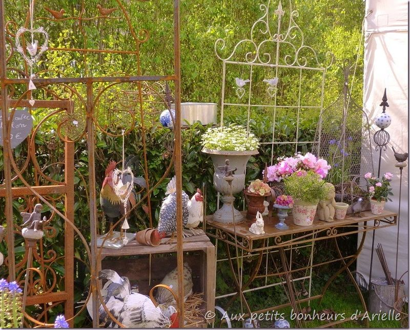 Fer forge decoration jardin | Nouvel essence