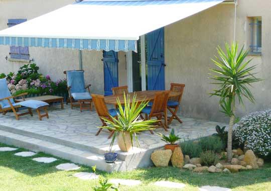 Deco terrasse maison - Mc immo