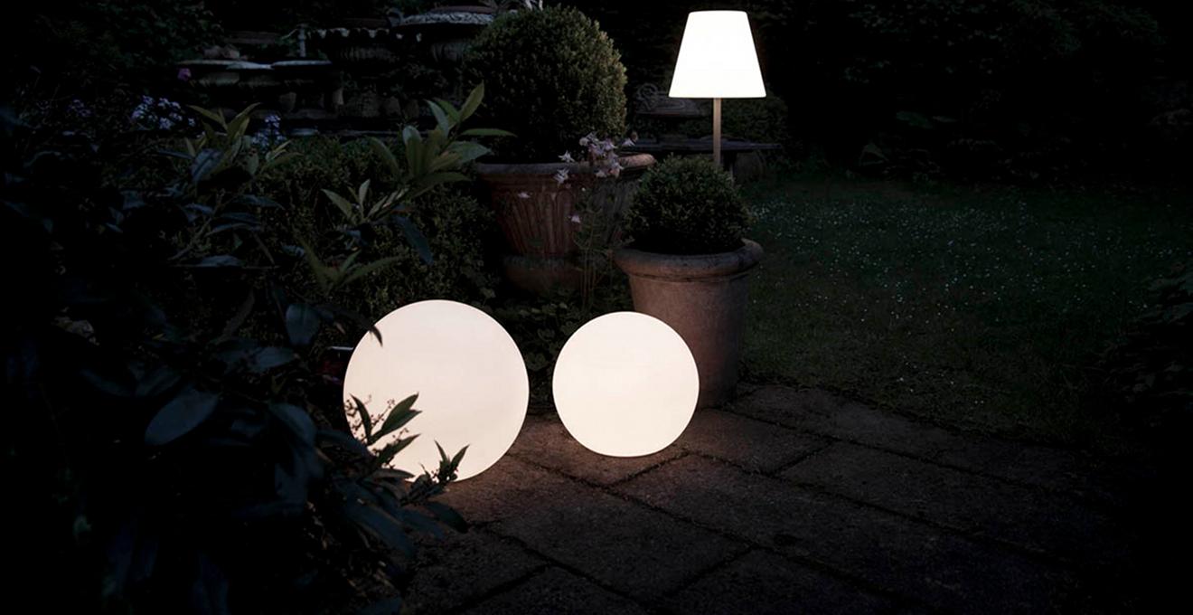 Lampe deco exterieur mc immo for Lampe exterieur jardin