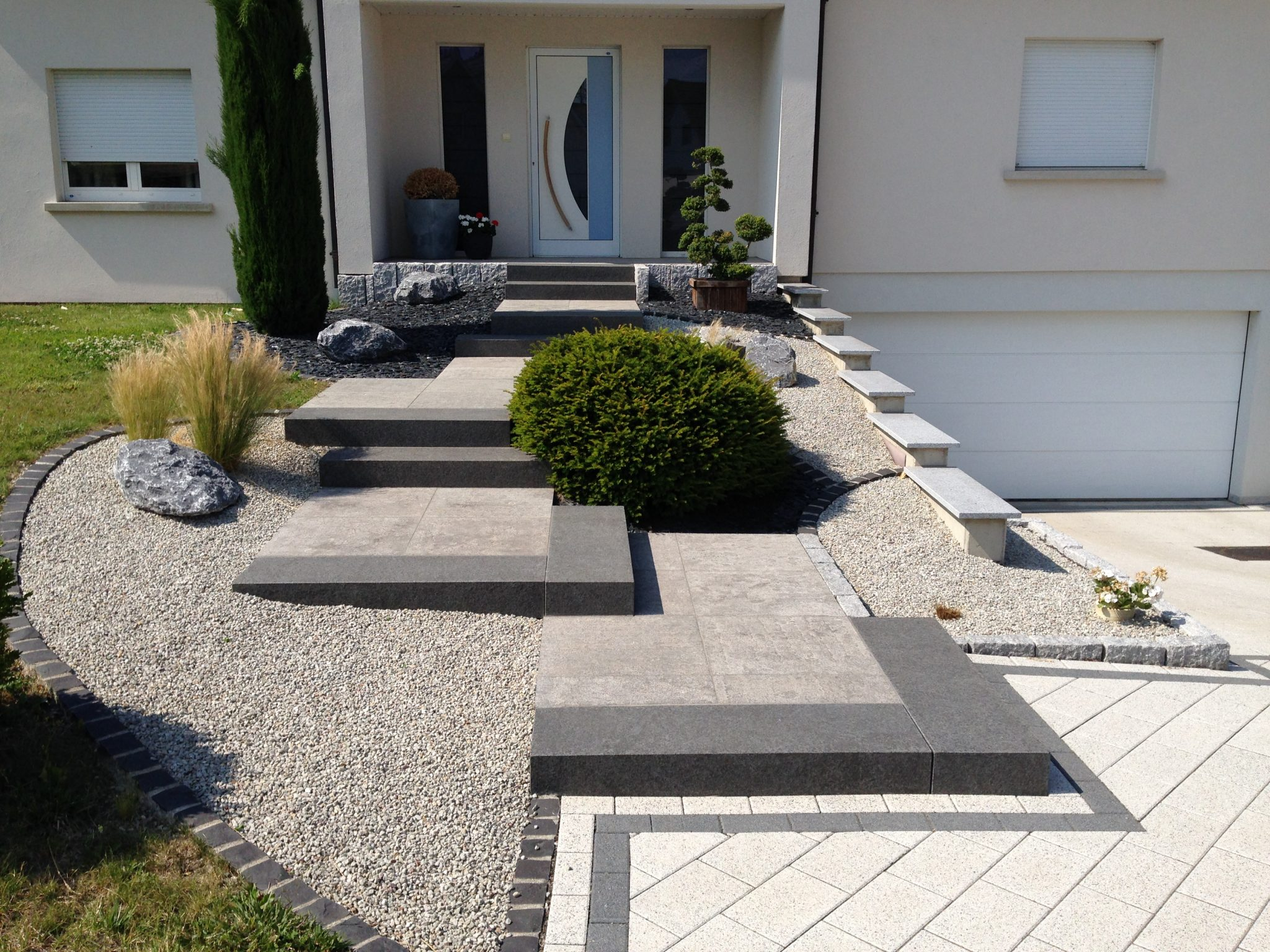 Amenagement exterieur mc immo - Amenagement jardin exterieur design ...