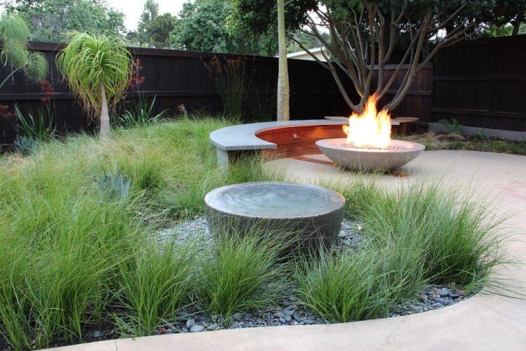 Vasque extérieure pour jardin - Mc immo