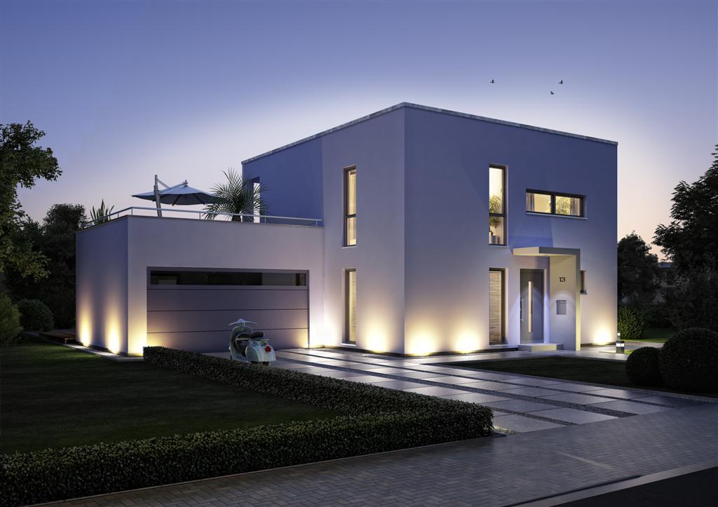 Fabuleux Maison Contemporaine Cubique #QJ44 – HumaTraffin