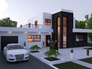 maison moderne contemporaine mc immo. Black Bedroom Furniture Sets. Home Design Ideas