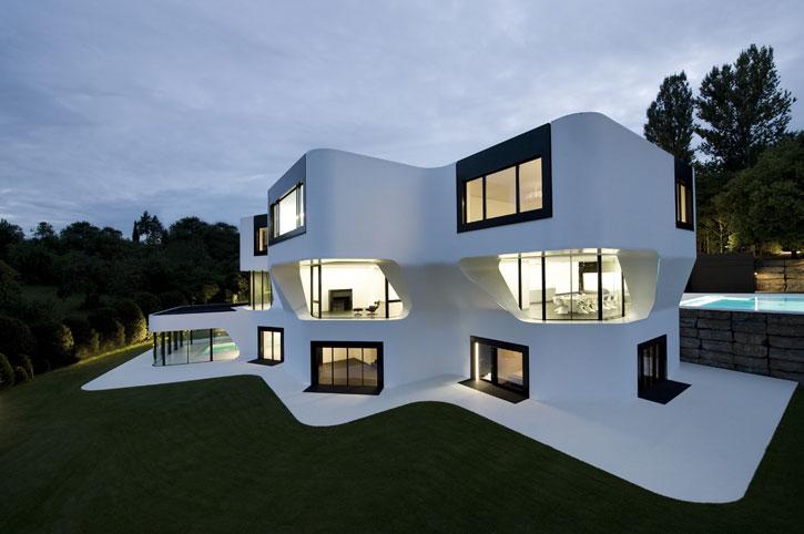 Beau Architecture Maison Moderne