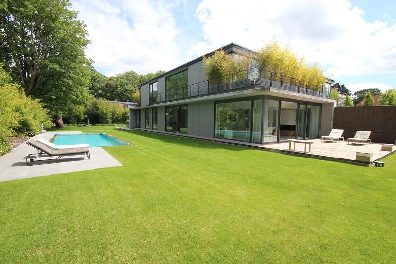 Maison moderne belgique - Mc immo