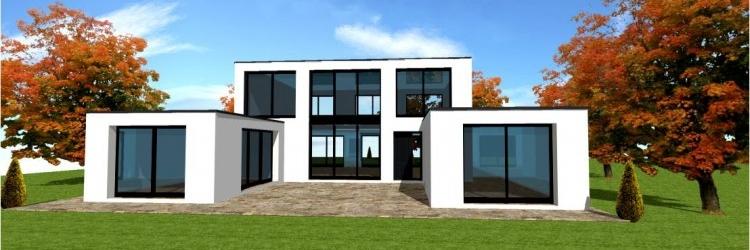 Constructeur maison contemporaine prix