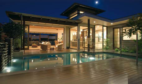 Maison moderne design - Mc immo