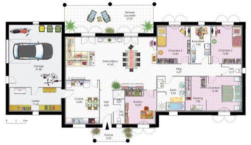 Conception maison moderne mc immo for Conception maison moderne