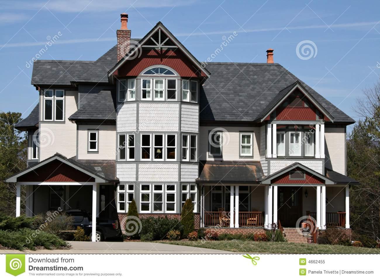 Grosse maison moderne mc immo for Maison moderne mc