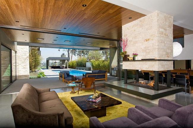 Architecture interieur maison moderne - Mc immo