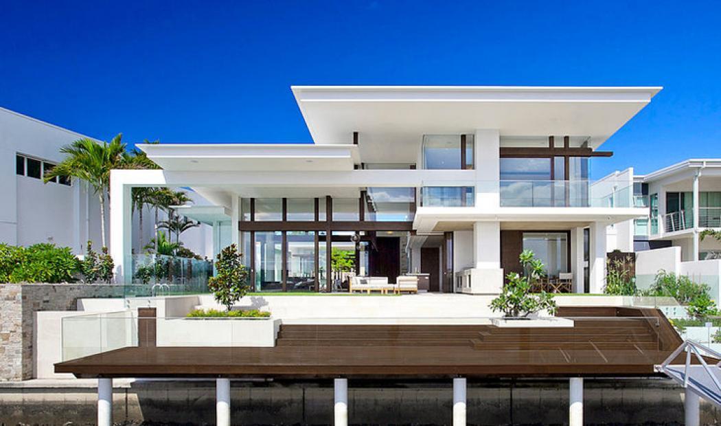 Jolie maison moderne - Mc immo