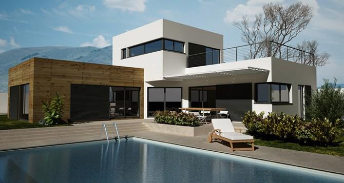 Idee Maison Moderne idee maison moderne - mc immo