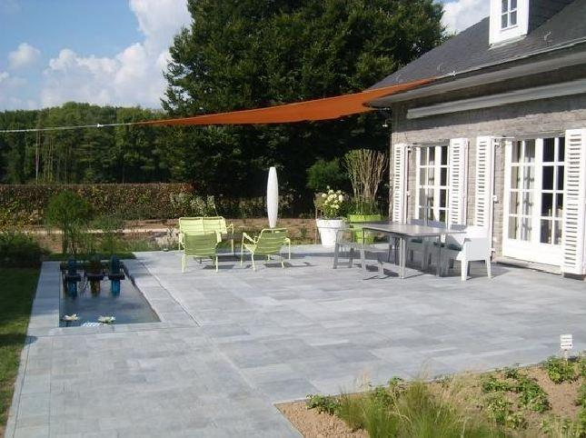 Terrasse maison en pierre mc immo - Terrasse et jardin immobilier vincennes bordeaux ...