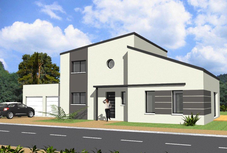 Maison moderne 140m2 mc immo for Achat maison 04