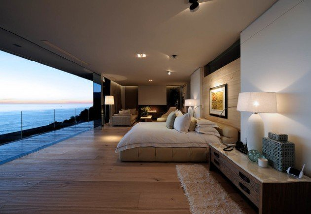 Emejing Chambres Contemporaines Gallery - House Design - marcomilone.com