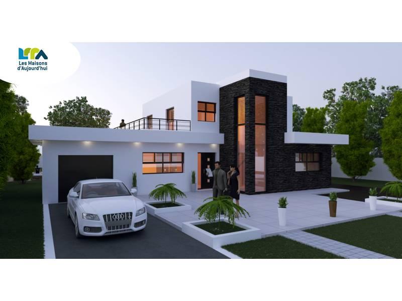 Idée Maison idée maison contemporaine - mc immo