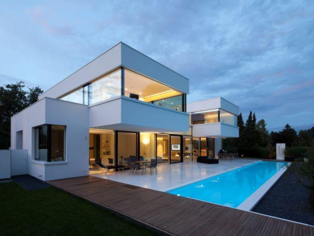 Maison contemporaine d architecte mc immo for Nom d architecte