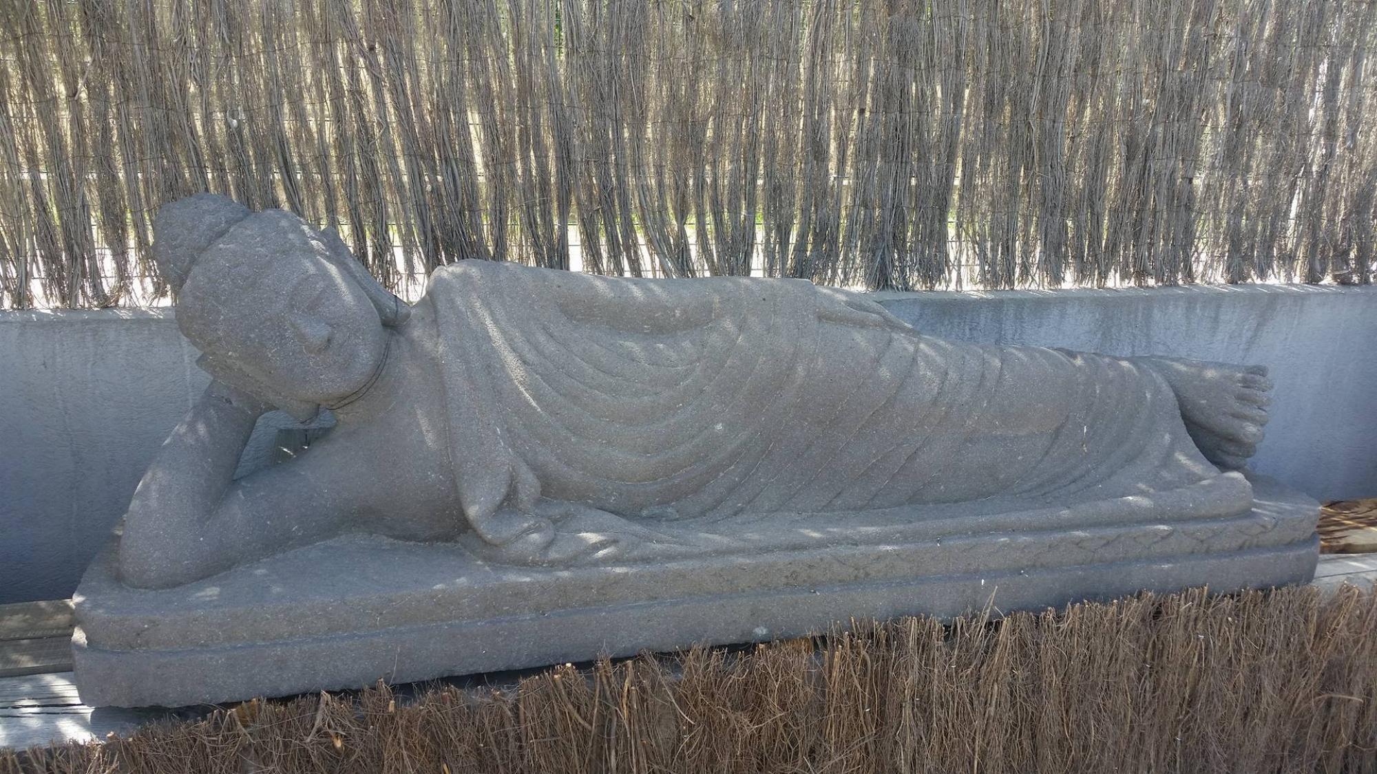 Statue exterieure d coration d ext rieur mc immo - Statue deco jardin exterieur ...