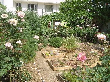 Jardin d coration ext rieure 3d mc immo for Coccinelle decoration exterieure