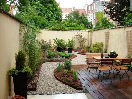 D coration petit jardin maison mc immo for Amenagement petit jardin 100m2