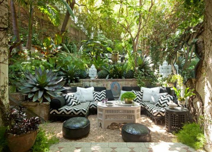 deco petit jardin terrasse mc immo