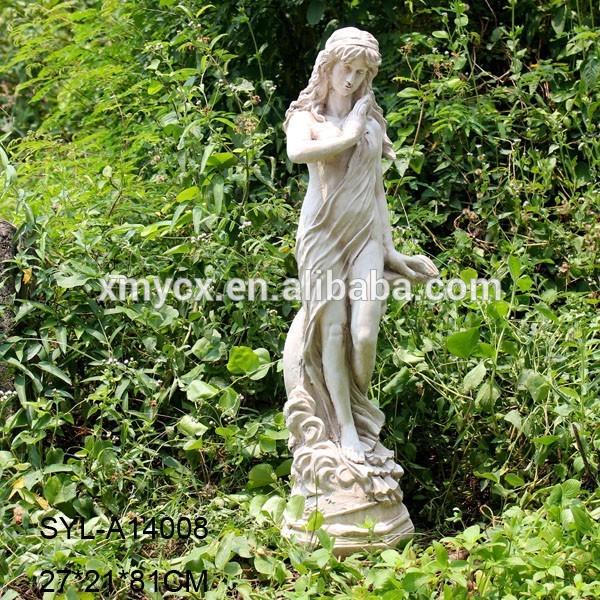 Statue exterieur jardin mc immo - Statue deco jardin exterieur ...