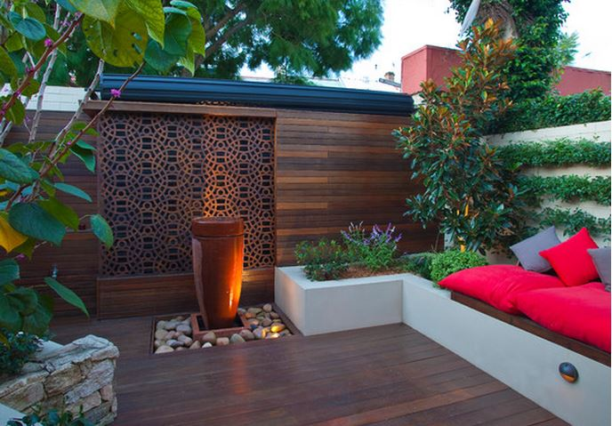 Déco jardin moderne - Mc immo