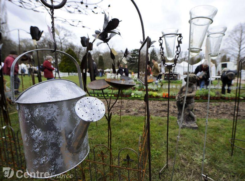 Fer forge decoration jardin - Mc immo