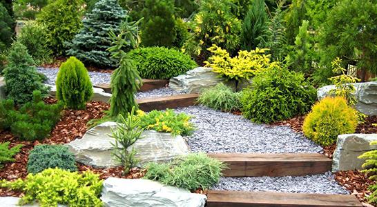 Deco maison jardin mc immo - Decoration pour jardin exterieur ...